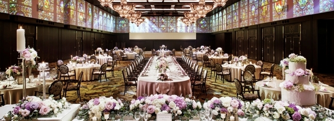 Japanese Resort Wedding SENKEI&KAHOU(ホテル泉慶・華鳳) 黎明(れいめい)‐ホテル華鳳‐画像2-1