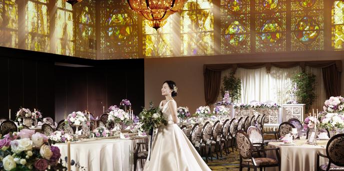 Japanese Resort Wedding SENKEI&KAHOU(ホテル泉慶・華鳳) 黎明(れいめい)‐ホテル華鳳‐画像1-1