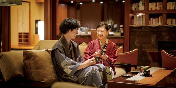 ホテル泉慶・華鳳 ロビー・エントランス画像1-1