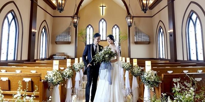 Brides Scene エスティーズ チャペル(アールナチュール)画像1-1
