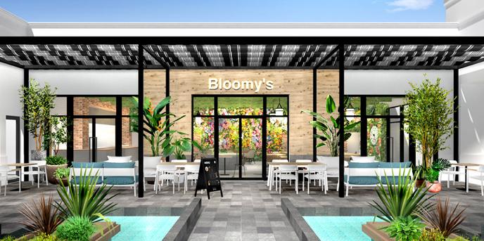 Bloomy's(ブルーミーズ) 撮影スポット画像2-1