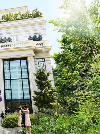 セントジェームスクラブ迎賓館仙台 セレモニースペース(サウンドホール)画像1-2