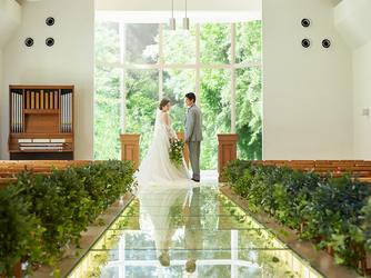 ルークプラザホテル チャペル(【長崎県屈指】緑溢れる独立型チャペル)画像2-2