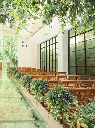 ルークプラザホテル チャペル(【長崎県屈指】緑溢れる独立型チャペル)画像1-2