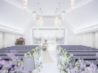 アルカンシエル横浜 luxe mariage 白亜のチャペル&選べる3会場画像1-2