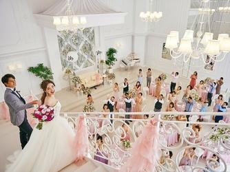 アルカンシエル横浜 luxe mariage 白亜のチャペル&選べる3会場画像2-2