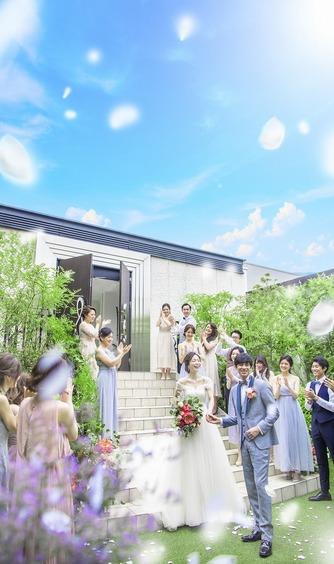 アルカンシエル横浜 luxe mariage 白亜のチャペル&選べる3会場画像1-1