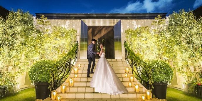 アルカンシエル横浜 luxe mariage チャペル(【人気No.1】駅徒歩2分で青空貸切)画像2-1