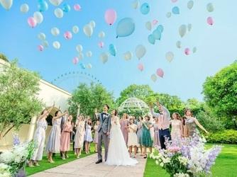 アルカンシエルガーデン名古屋 セレモニースペース(広大な7000坪の敷地で叶える貸切結婚式)画像2-4