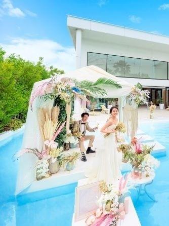 アルカンシエルガーデン名古屋 セレモニースペース(広大な7000坪の敷地で叶える貸切結婚式)画像1-1