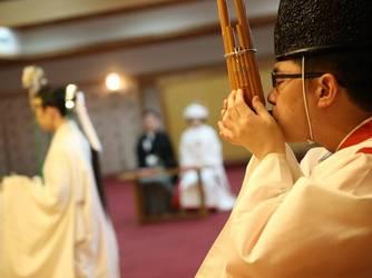 アートホテル盛岡 神社(盛岡八幡宮での挙式)画像2-3