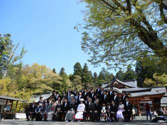アートホテル盛岡 神社(盛岡八幡宮での挙式)画像2-4