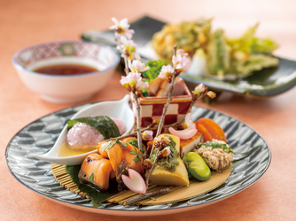 ホテルアソシア静岡 料理・ケーキ1画像1-2