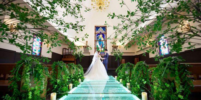 マリエール函館 チャペル(聖ミカエル教会)画像1-1