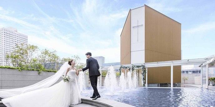 ヒルトン大阪 夢の結婚式が叶う場所画像1-1