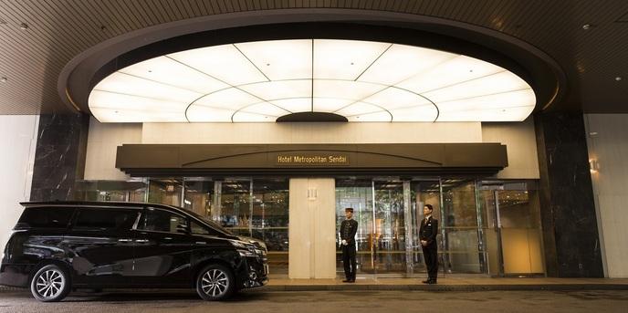 ホテルメトロポリタン仙台 付帯設備1画像1-1