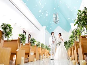 新横浜グレイスホテル/ロゼアン シャルム チャペル(誓いを心に刻むセレモニー)画像2-3