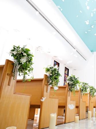 新横浜グレイスホテル/ロゼアン シャルム チャペル(チャペル)画像1-1