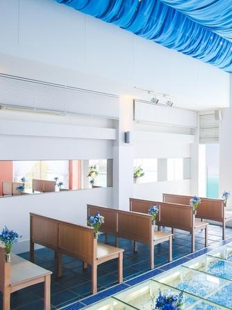 三河湾リゾートリンクス チャペル(アットホームなリゾートセレモニー)画像1-1