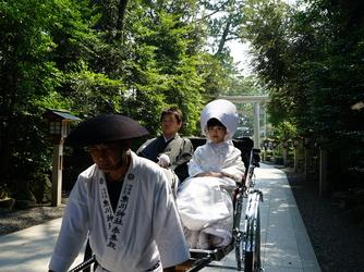 寒川神社参集殿 神社(寒川神社)画像2-2