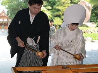 寒川神社参集殿 神社(寒川神社)画像2-3