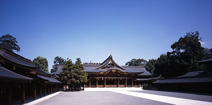 寒川神社参集殿 神社(寒川神社)画像1-1