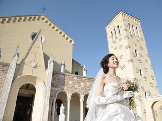 ブライダルタウン コリーナ チャペル(サンタモーレ大聖堂)画像2-2