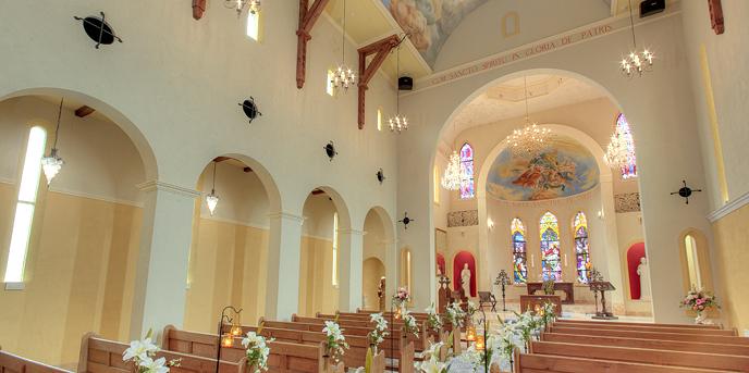 ブライダルタウン コリーナ チャペル(サンタモーレ大聖堂)画像1-1