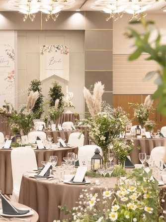 札幌ガーデンパレス ウエディングスタイルも思いのままに!画像1-2