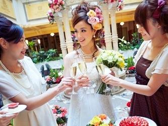 ホテルモントレ札幌 チャペル(全天候型ガーデン&チャペル挙式)画像1-3