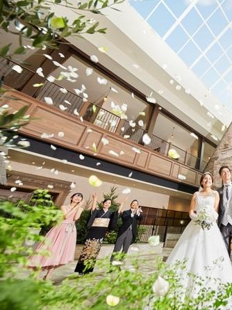 ホテルモントレ グラスミア大阪 チャペル(まるで映画のヒロインのように・・・)画像1-1