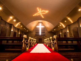 宇都宮グランドホテル セレモニースペース(独立型の神殿とチャペルで本格挙式が叶う)画像1-2
