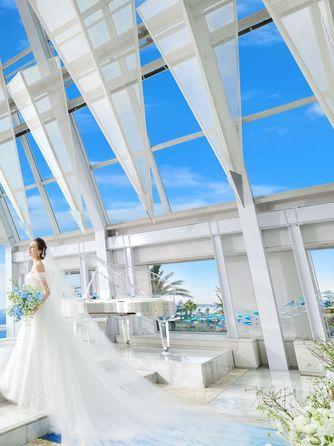 シェラトン・グランデ・トーキョーベイ・ホテル チャペル(*Sheraton Wedding*)画像1-2