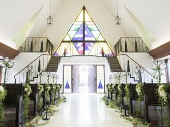北湯沢 緑の森の教会 チャペル(北湯沢 緑の森の教会)画像2-2