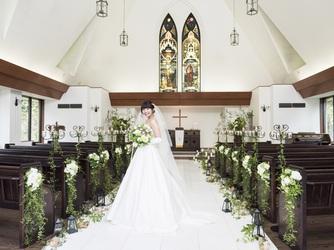 北湯沢 緑の森の教会 チャペル(北湯沢 緑の森の教会)画像1-1