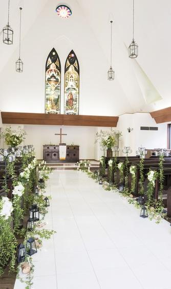 北湯沢 緑の森の教会 チャペル(北湯沢 緑の森の教会)画像2-1