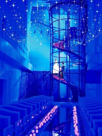 ルミエランジェ・ガーデン(Lumierange Garden) セレモニースペース(ブランクルール/ブルースターW~蒼の宝石)画像1-1