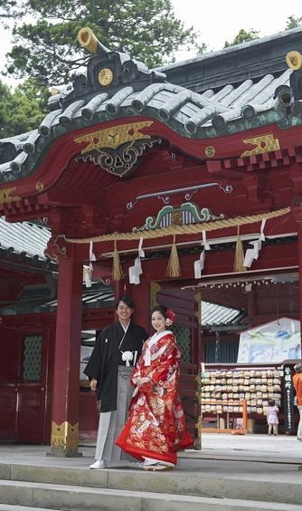 小田急山のホテル 神社(箱根神社)画像2-1