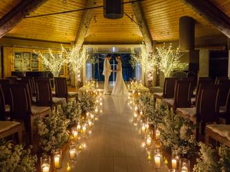 THE NIDOM RESORT WEDDING 教会(ニドム 石彩の教会 森の教会)画像2-3