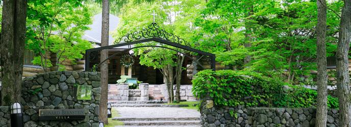 THE NIDOM RESORT WEDDING 教会(ニドム 石彩の教会 森の教会)画像2-1