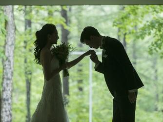 THE NIDOM RESORT WEDDING:時々刻々と移り変わる風景こそ何より美しい演出