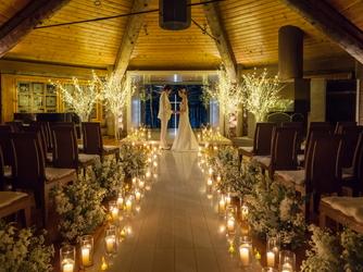 THE NIDOM RESORT WEDDING:~キャンドルナイトウェディング~