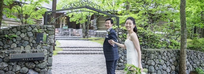 THE NIDOM RESORT WEDDING:深い森の樹々に守られた森の教会