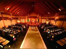 長岡ベルナール・アンジュフォンティーヌ迎賓館・料亭いまつ 希望に合わせて選べるウエディングスタイル画像2-4