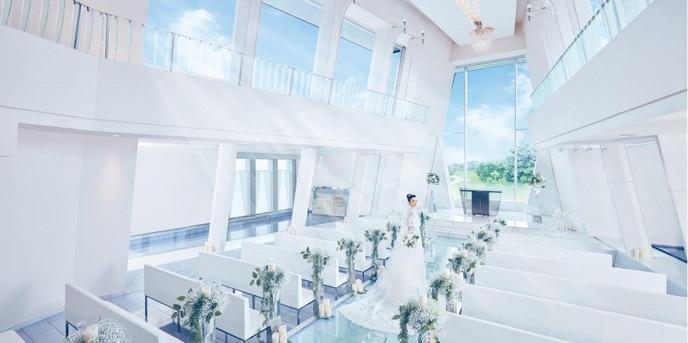 長岡ベルナール・アンジュフォンティーヌ迎賓館・料亭いまつ 希望に合わせて選べるウエディングスタイル画像1-1