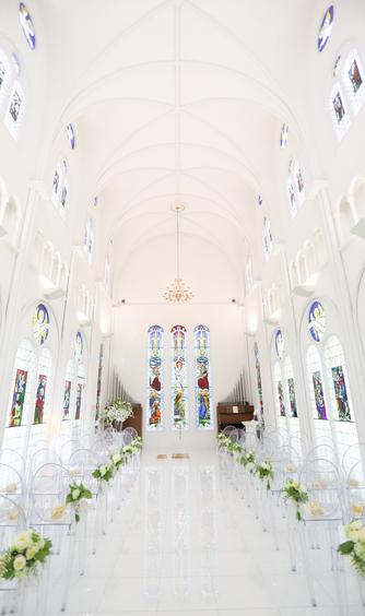 Pure Chapel チャペル(Pure Chapel(キリスト教式))画像1-1