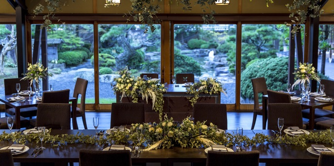 THE GARDEN DINING 弓絃葉 NATURAL MODERN画像1-1