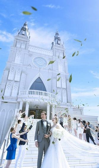 MARRIVEIL THE SPIRE & HIDEAWAY セレモニースペース(2チャペル4会場のWテーマパークが更に進化)画像1-1