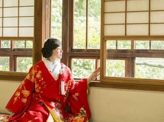大井神社 宮美殿 撮影スポット画像1-1