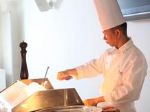 北ビワコホテル グラツィエ 料理・ケーキ2画像2-3
